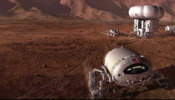 NASA admits they may not be able to afford a trip to Mars under the existing budget