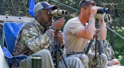 Take a look at how Army snipers zero in on their targets during specialized training