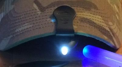 Princeton Tec Impulse |  A Lightweight Headlamp for your Hat