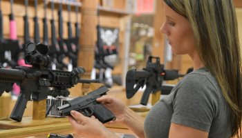 A girl's guide to choosing your first firearm