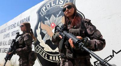 Turkey Claims to be Destroying ISIS Cells at Home