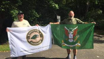 Green Berets Giving Back, Supporting the Regiment, Going the Extra Mile