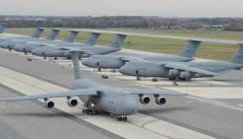 Air Force grounds all C-5M Galaxy Aircraft at Dover AFB