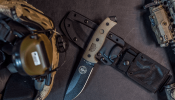 The ESEE-5 | A workhorse survival knife