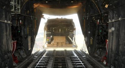 Soldier Charged With Destruction of Government Property From Last Years Failed Humvee Air Drop