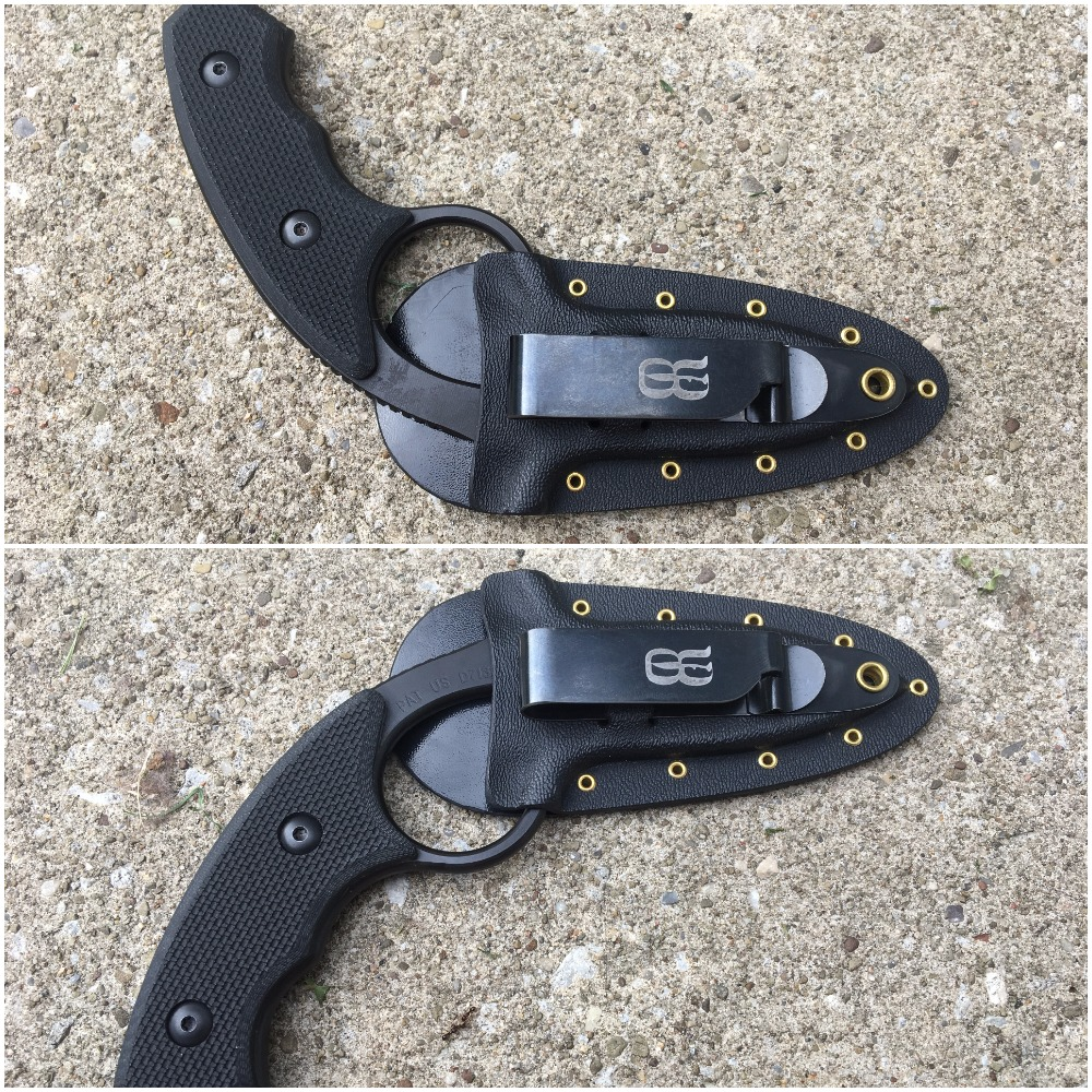 Blade Rigs Sheaths | Colonel LowVz Blade