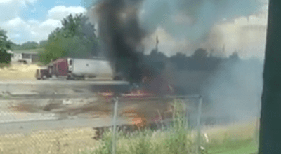 Four Killed When Small Plane Crashes on I-15 Interstate in Utah