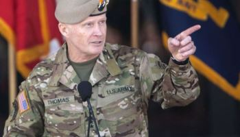 """USSOCOM Thomas, """"Russia Could Help Expel US From Syria"""""""