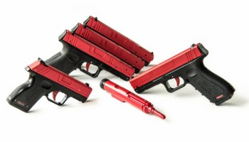 Shoot Better with SIRT Trainers: Laser Beams Make Everything Better