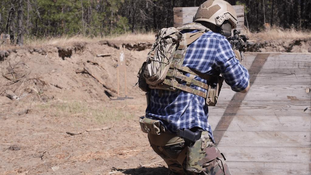 Hard Head Veterans ATE Ballistic Helmet