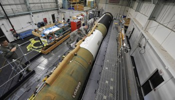 U.S. Air Force awards contracts to develop new nuclear ICBMs to replace aging Minuteman IIIs