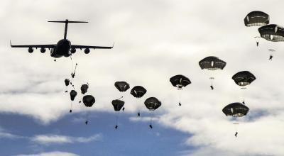 Russia's new plan for paratroopers: Drop them INSIDE their vehicles. Bad idea — here's why.