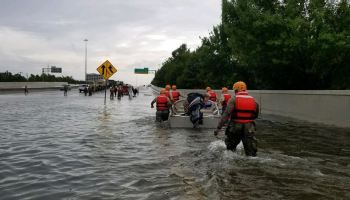Air National Guard General: As many as 30,000 troops standing by to join Hurricane Harvey rescue effort