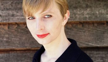 "Chelsea Manning: ""I am not a Traitor"""