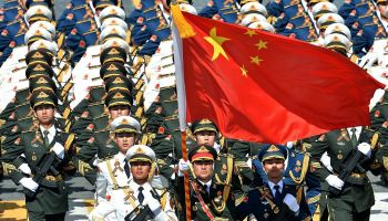 "Chinese Military ""Will Never Allow Threats to its Sovereignty"""