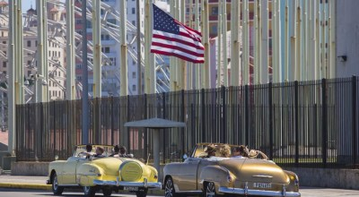 U.S. expelled two Cuban diplomats after embassy employees in Cuba developed unexplained ailments