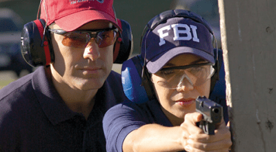 Watch new FBI agents train with the Glock 19M, Remington 870P and Colt Carbine