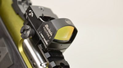 Burris FastFire II Red Dot : First look