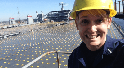 Interview with LT Taylor Miller: United States Coast Guard by way of an uncertain road