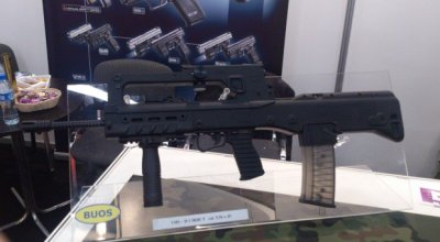 MSPO 2013, VHS the Croatian Assault Rifle