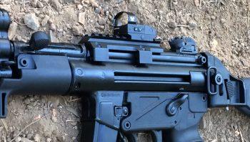 Zenith Z-5P subgun | Quick Look