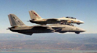Watch: Rare video footage – Top Gun – Actual fighter pilot training