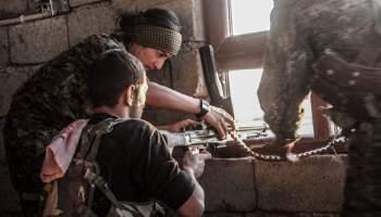 Image courtesy of Kurdishstruggle via Flikr