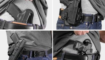 ShapeShift: The modular evolution of concealed carry holsters by Alien Gear