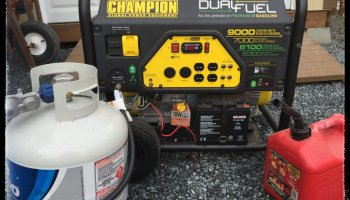 Hurricane preparedness | Get a generator