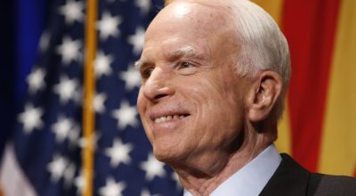 McCain says he will force an Afghanistan strategy after administration inaction