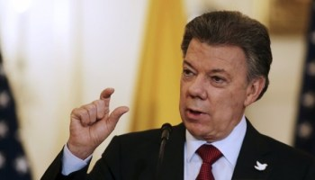 Colombia Heads to the Polls in 1st Election Since FARC Peace Process
