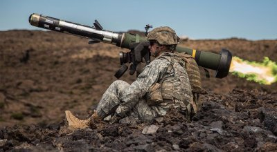 This is the anti-tank missile that the US may be sending to Ukraine
