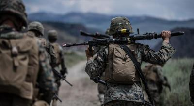 First female Marine Infantry Officer set to graduate on Monday