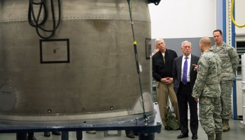 Mattis begins tour of nuclear assets amid heightening tensions with North Korea