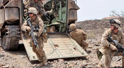 5 Marines in critical condition after their vehicle bursts into flames at Camp Pendleton