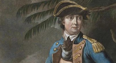 September 25, 1780, Benedict Arnold Defects to the British