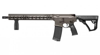 Daniel Defense Unveils New Cerakote Deep Woods Rifle Finish