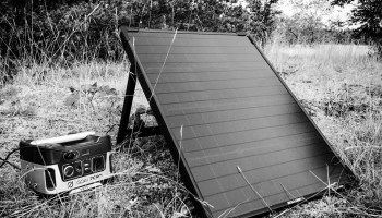 Goal Zero Boulder 50 Solar Panel | Off the grid