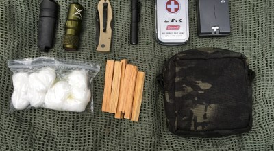 Video: A closer look at my personal survival kit