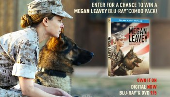 """SOFREP Giveaway: Win a free copy of """"Megan Leavey"""" on Bluray"""