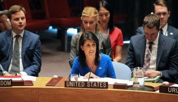 Haley calls Chinese proposal 'insulting' at emergency UN Security Council meeting on North Korean nukes