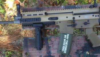 Otto Arms SCAR PDW stock – First Look