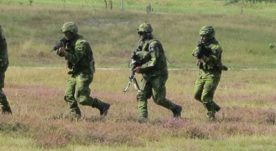 As Russia kicks off massive drills, Sweden inches closer to NATO and begins drills of their own