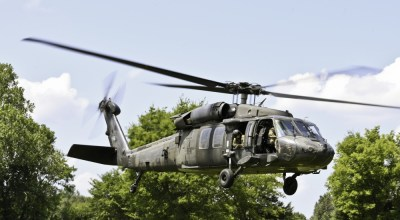 Drone hits Army helicopter flying over Staten Island