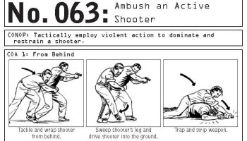 '100 Deadly Skills, Survival Edition': Former Navy SEAL on how to survive an ambush or active shooter