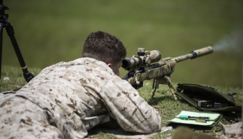 Loadout Room photo of the day | Through the scope: 2nd Battalion, 6th Marines prepares weapons, Marines for deployment