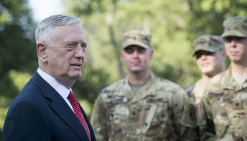 Secretary of Defense James Mattis releases plans to counter global threats