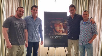 SOFREP talks PTSD and veteran suicide with the guys from 'Thank You for Your Service'