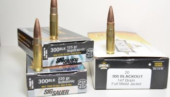 Is .300 AAC Blackout the ultimate CQB round ?