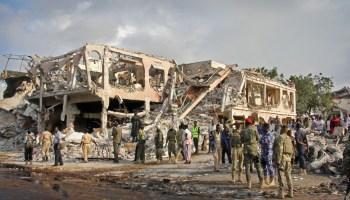 Somalia bomb attacks: Death toll rises to 231 after huge blast in Mogadishu